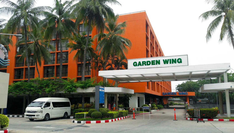 Ambassador City Jomtien Garden Wing hotell (Bangkok, Tai)