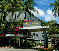 Ambassador City Jomtien Inn Wing hotell (Bangkok, Tai)