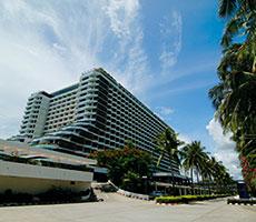 Ambassador City Jomtien Ocean viešbutis (Bankokas, Tailandas)