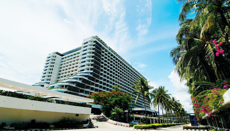 Ambassador City Jomtien Ocean hotell (Bangkok, Tai)