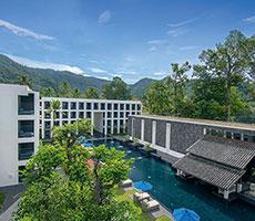Awa Resort Koh Chang viesnīca (Bangkoka, Taizeme)