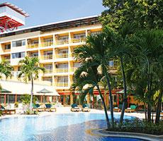 Bella Express viešbutis (Bankokas, Tailandas)