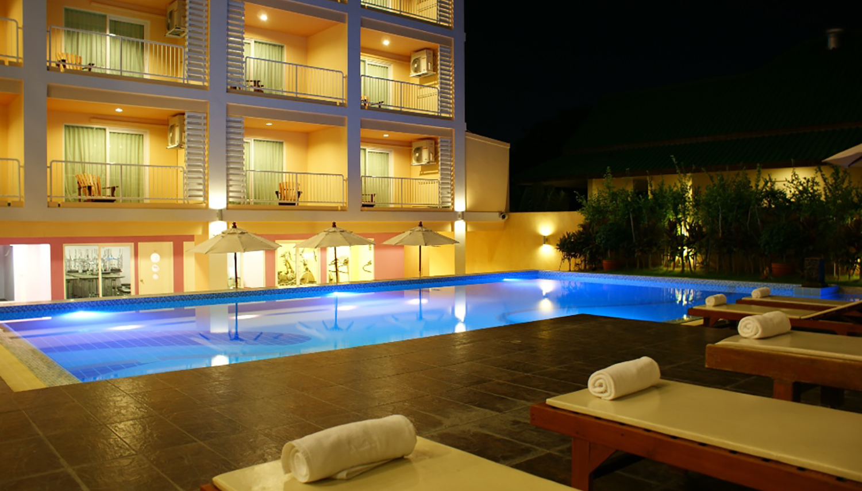 Best Bella Pattaya hotell (Bangkok, Tai)