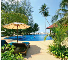 Centara Koh Chang Tropicana Resort viesnīca (Bangkoka, Taizeme)