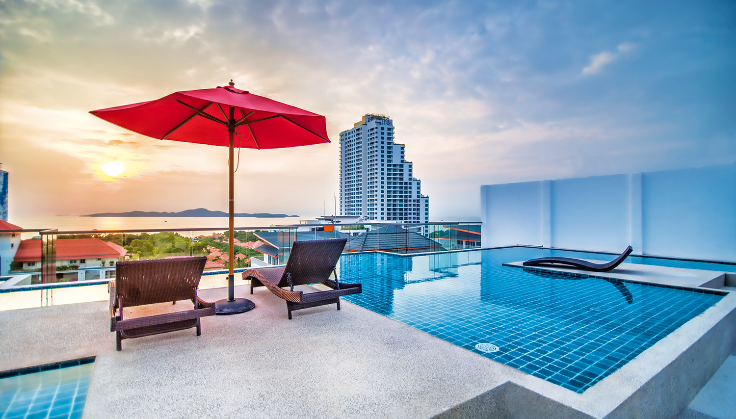 C-View Residence by New Nordic hotell (Bangkok, Tai)