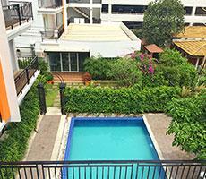 Duo Asava Residence viešbutis (Bankokas, Tailandas)
