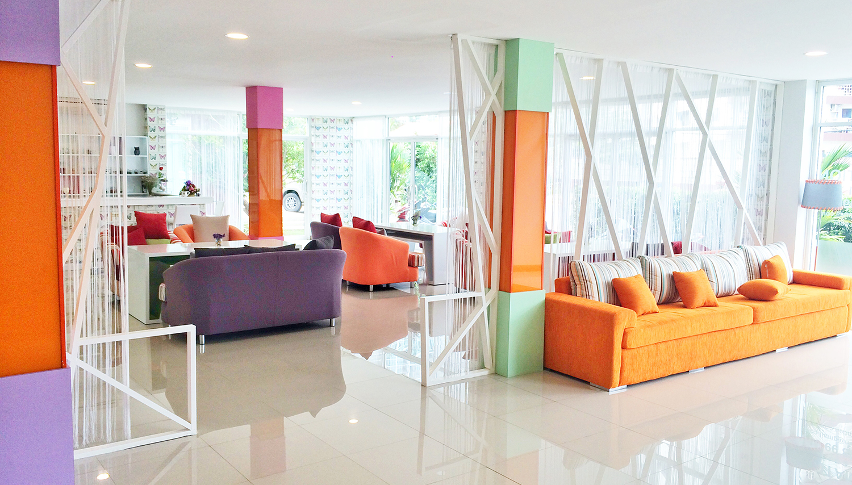 Duo Asava Residence hotell (Bangkok, Tai)