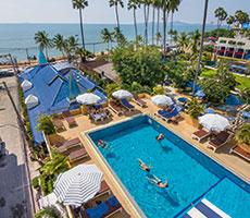 Eurostar Jomtien Beach Hotel & SPA hotell (Bangkok, Tai)