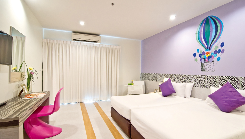 Grand Bella hotell (Bangkok, Tai)