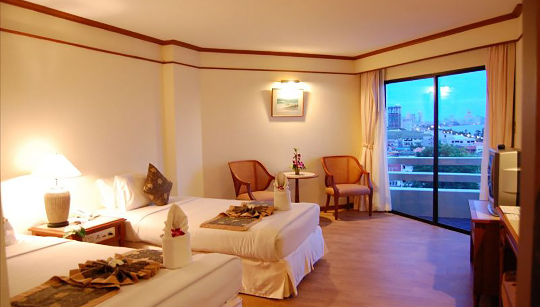 Grand Jomtien Palace hotell (Bangkok, Tai)