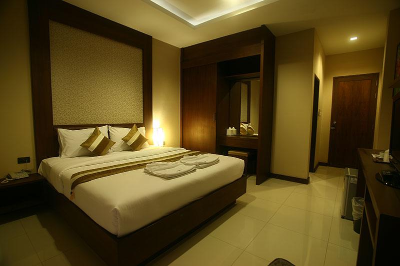 Honey Inn Pattaya hotell (Bangkok, Tai)