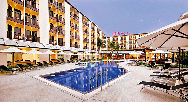 Ibis Phuket Kata hotell (Phuket, Tai)
