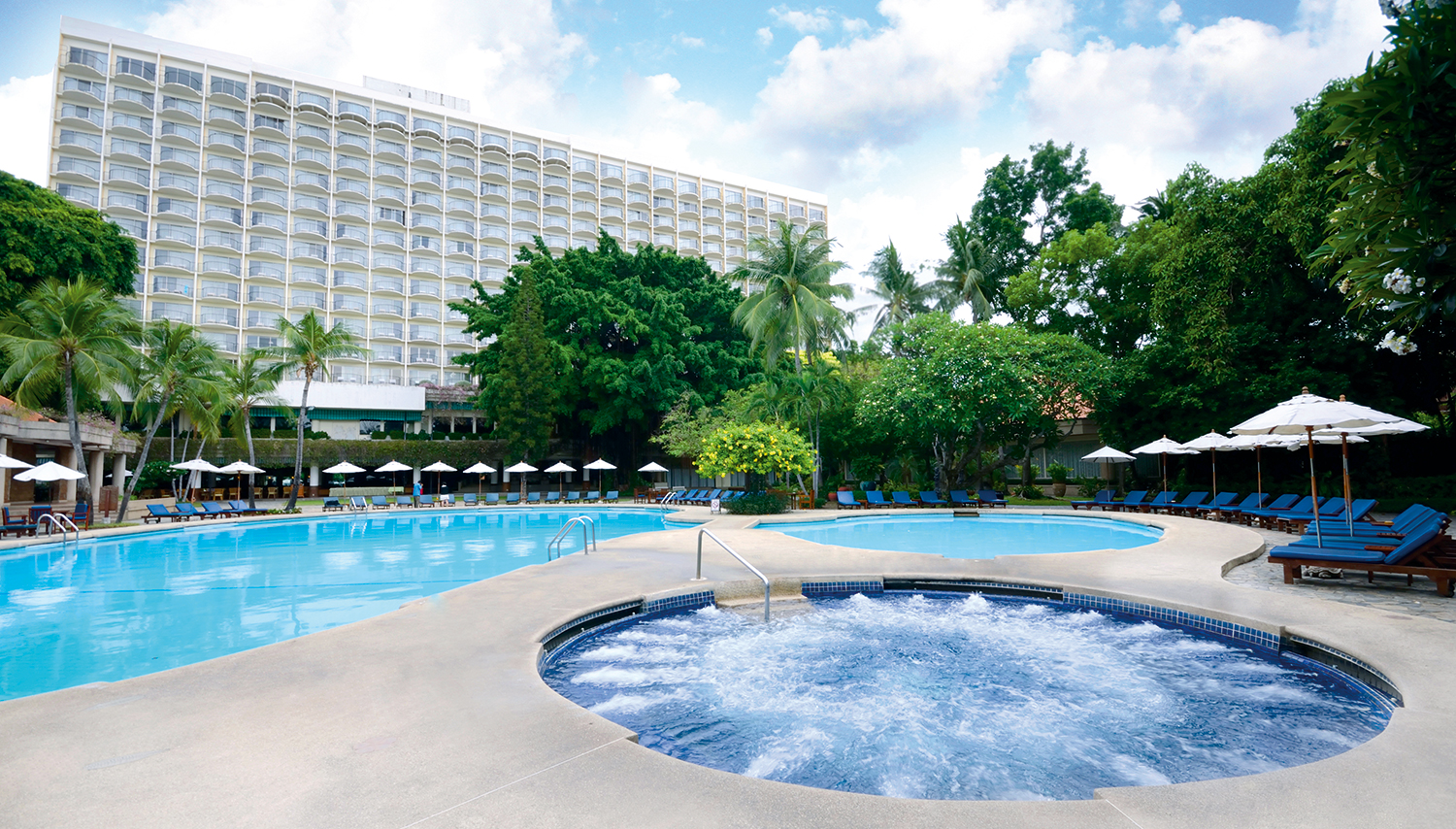 The Imperial Pattaya hotell (Bangkok, Tai)