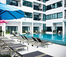 I-Talay Resort hotell (Bangkok, Tai)