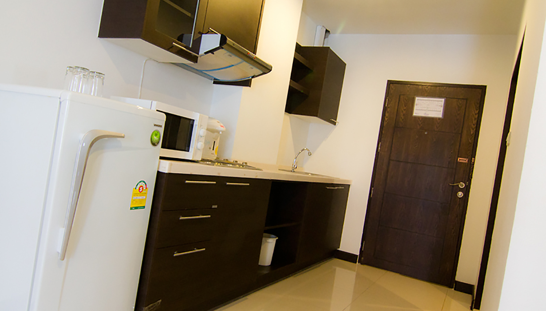 Jomtien Plaza Residence hotell (Bangkok, Tai)