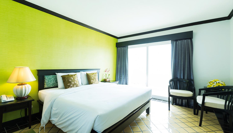 Jomtien Thani hotell (Bangkok, Tai)