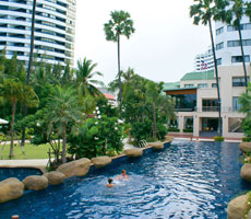 Jomtien Palm Beach Hotel & Resort