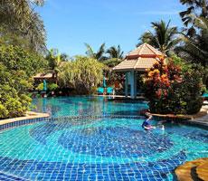 Koh Chang Paradise Resort & Spa viesnīca (Bangkoka, Taizeme)