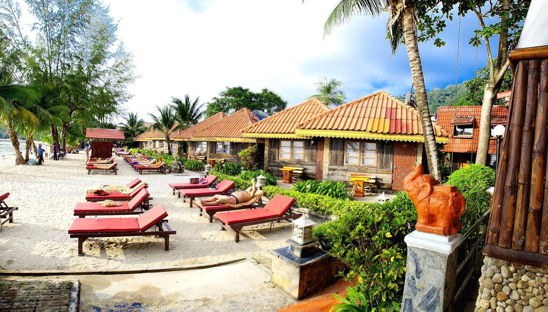 Koh Chang Resort & SPA hotell (Bangkok, Tai)