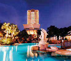 Long Beach Garden Hotel & Spa viešbutis (Bankokas, Tailandas)