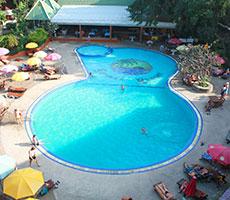 The Pattaya Garden hotell (Bangkok, Tai)