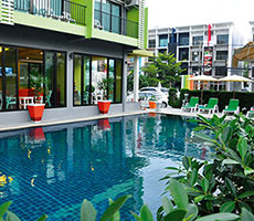 U Dream Hotel Pattaya viešbutis (Bankokas, Tailandas)