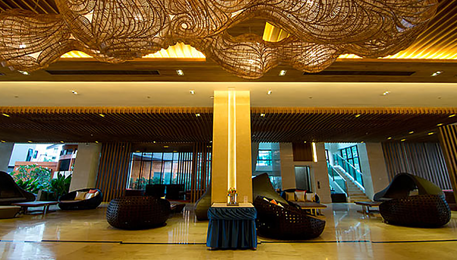 Welcome World Beach Resort & SPA hotell (Bangkok, Tai)