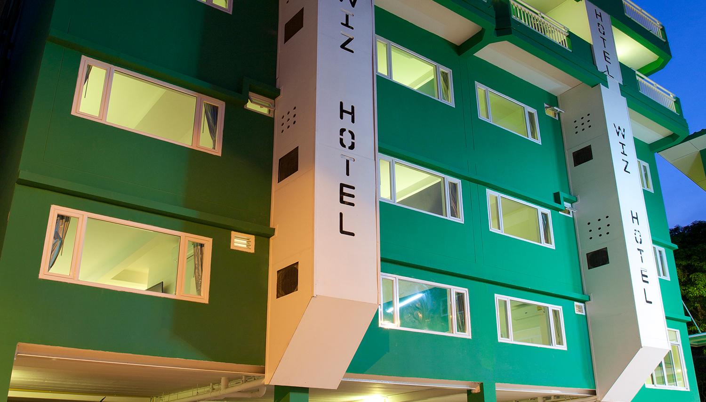 WIZ Hotel Pattaya hotell (Bangkok, Tai)