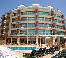 Sea Breeze viesnīca (Burgasa, Bulgārija)