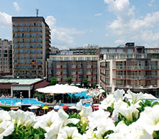 Astoria viesnīca (Burgasa, Bulgārija)