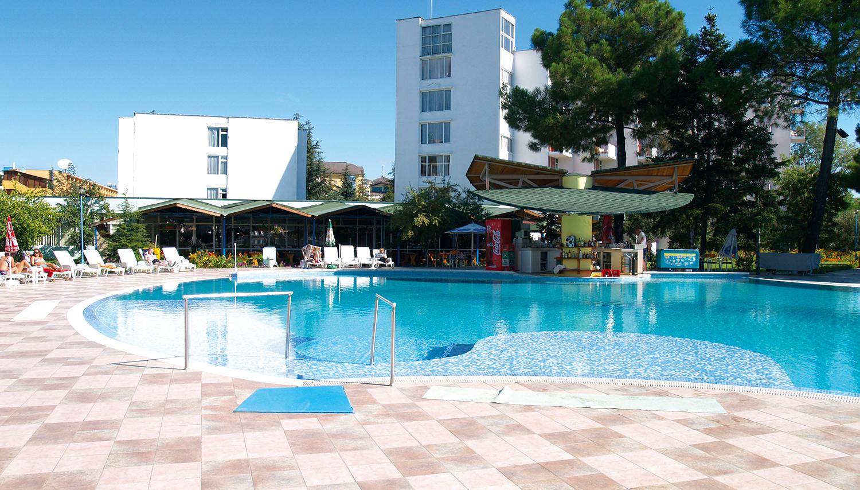 Balaton viešbutis (Burgasas, Bulgarija)