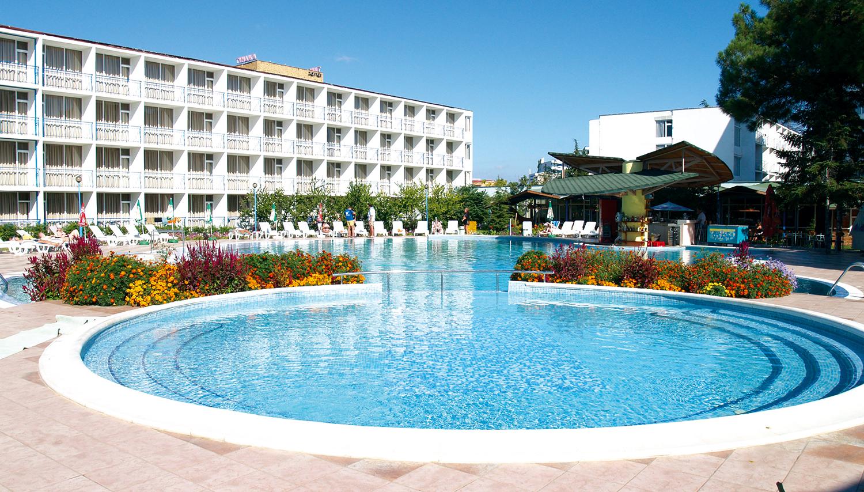 Balaton hotell (Burgas, Bulgaaria)