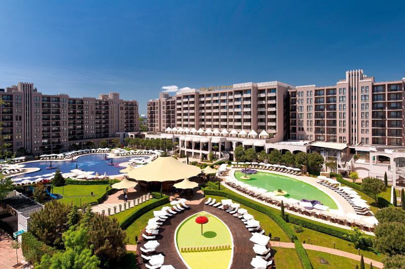 Barcelo Royal Beach viesnīca (Burgasa, Bulgārija)