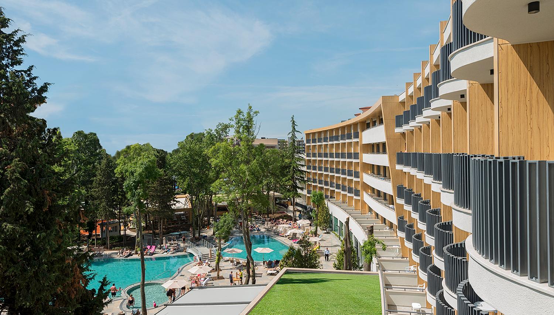 HVD Club Bor viesnīca (Burgasa, Bulgārija)