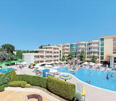 DAS Club Hotel Sunny Beach viesnīca (Burgasa, Bulgārija)