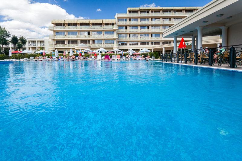 Club Hotel Sunny Beach viesnīca (Burgasa, Bulgārija)