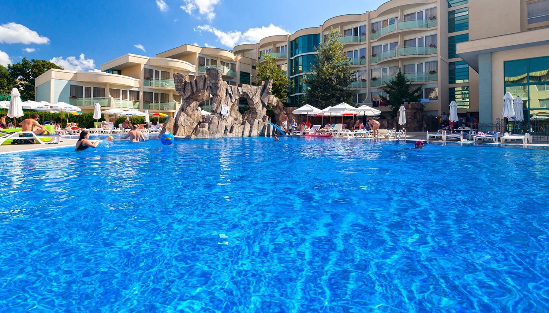 Club Hotel Sunny Beach Гостиница (Бургас, Болгария)