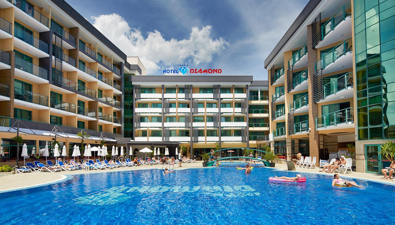 Diamond viesnīca (Burgasa, Bulgārija)