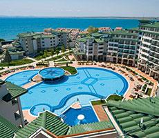 Emerald Beach Resort & SPA гостиница (Варна, Болгария)