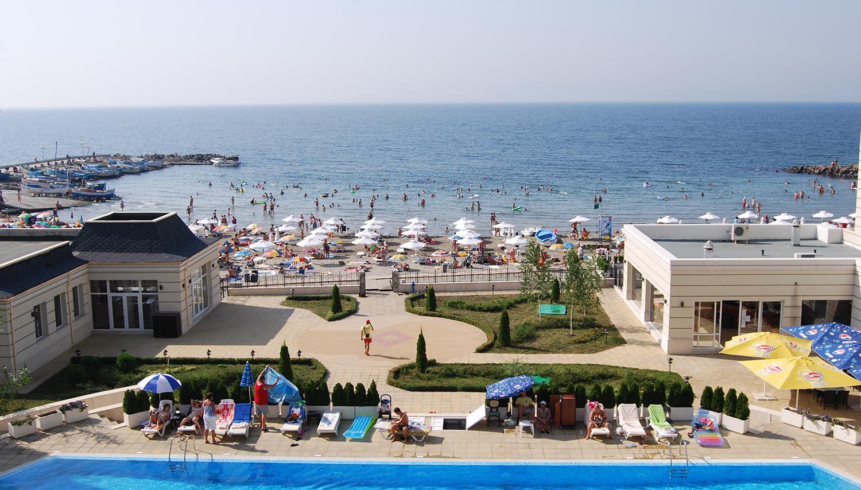 Festa Pomorie Resort viesnīca (Burgasa, Bulgārija)