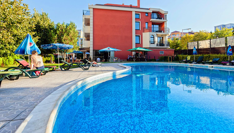 Видео отелей болгарии