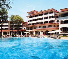 Royal Palace Helena Park viesnīca (Burgasa, Bulgārija)