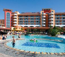Hrizantema viešbutis (Burgasas, Bulgarija)