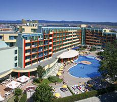 MPM Kalina Garden viesnīca (Burgasa, Bulgārija)