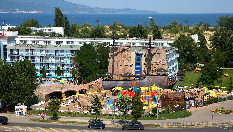 Kotva Гостиница (Бургас, Болгария)