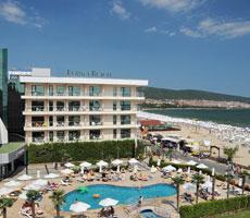 DIT Evrika Beach Club Hotel viesnīca (Varna, Bulgārija)