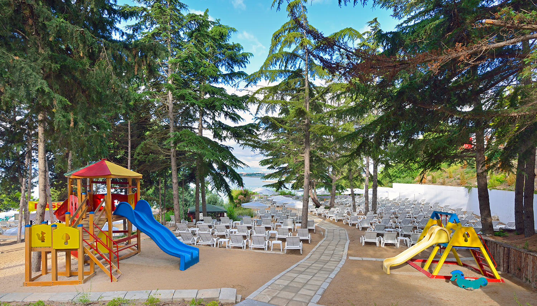 Sol Nessebar Bay & Mare Гостиница (Бургас, Болгария)