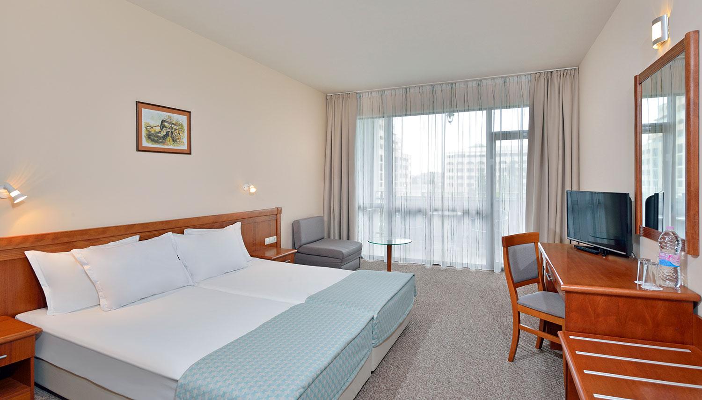 Sol Nessebar Bay & Mare viesnīca (Burgasa, Bulgārija)