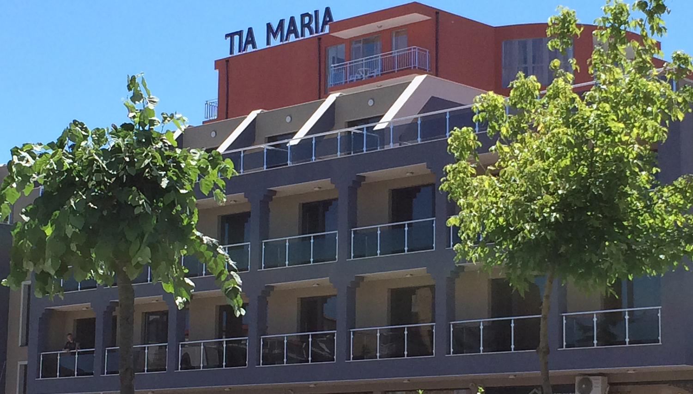 Tia Maria viesnīca (Burgasa, Bulgārija)