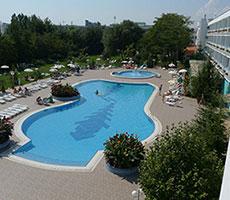 Zefir viesnīca (Varna, Bulgārija)